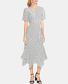 Vince Camuto Handkerchief-Hem Dress