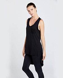 EleVen by Venus Williams Hi-Lo Hem tank