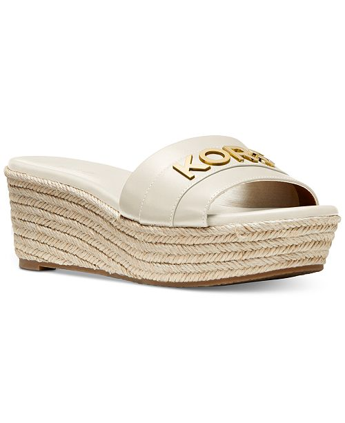9453ce7a829 Michael Kors Brady Platform Slide Sandals   Reviews - Sandals ...