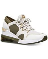 646466cbc01ca MICHAEL Michael Kors Liv Trainer Extreme Sneakers