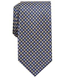Men's Daisy Neat Tie, Created for Macy's