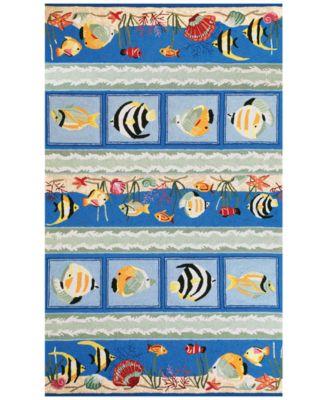 CLOSEOUT! Sonesta Sea Views 2004 Blue 2' x 7'6