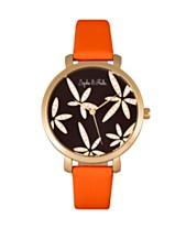 d0056b6b4b2 Sophie and Freda Quartz Key West Genuine Leather Watches 35mm
