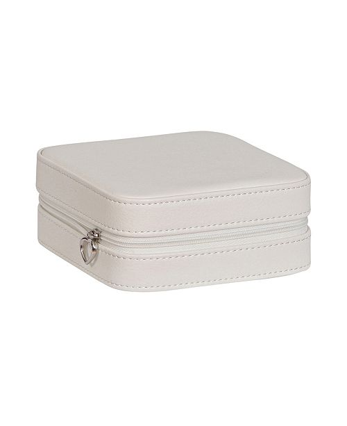 Mele & Co Dana Faux Leather Jewelry Box