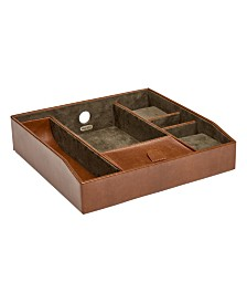 Mele & Co. Finley Men's Dresser Top Valet