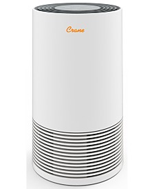Crane Premium Tower Air Purifier