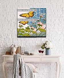 Flying II Nature Canvas Wall Art