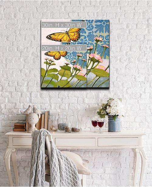 Ready2HangArt Flying II Nature Canvas Wall Art