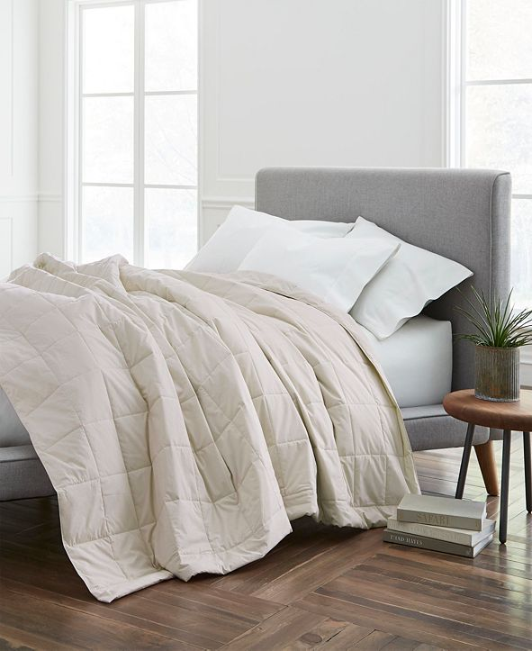 Vellux EcoPure® Cotton Filled Full/Queen Blanket