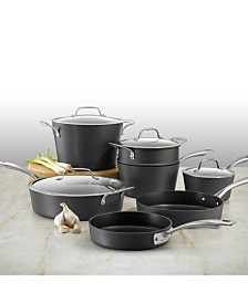 Cuisinart Conical Induction Non-Stick Hard-Anodized 11-Pc. Cookware Set