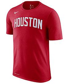 Nike Men's Houston Rockets Earned Edition T-Shirt