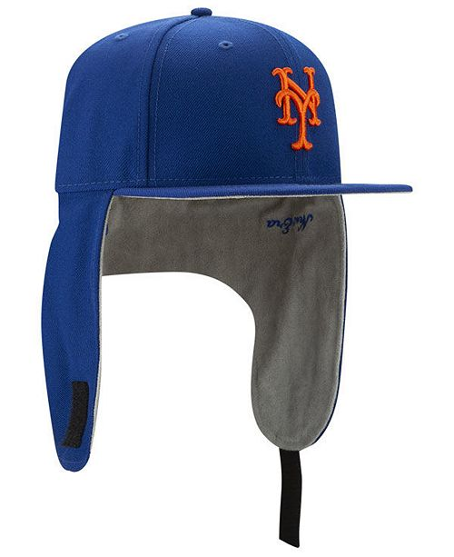 on sale 0a2a2 cb696 ... New Era New York Mets Team Color Dogear 59FIFTY-FITTED Cap ...