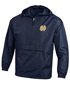 Men's Notre Dame Fighting Irish Packable Jacket