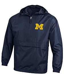 Champion Men's Michigan Wolverines Packable Jacket