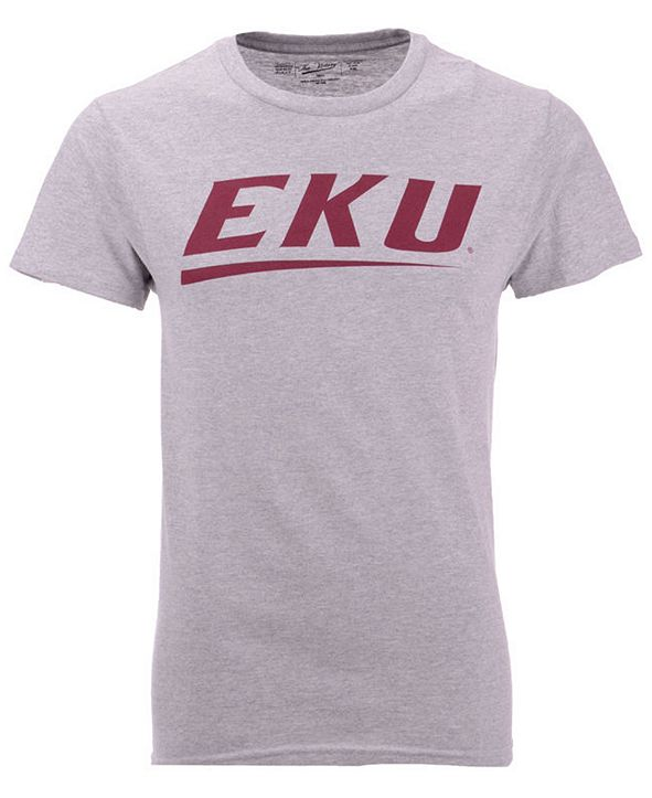 New Agenda Men's Eastern Kentucky Colonels Big Logo T-Shirt