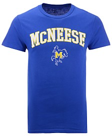 Retro Brand Men's McNeese State Cowboys Midsize T-Shirt