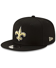 New Orleans Saints Basic 9FIFTY Snapback Cap
