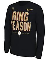 Nike Men s Clemson Tigers 2019 National Champ Locker Room Long Sleeve T- Shirt ca7b48700