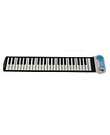 Mukikim - Rock And Roll It Flexible Roll-Up Piano