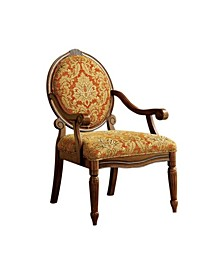 Traditional Hammond Accent Chair