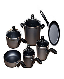 Swiss Diamond HD 10 Piece Set: Ultimate Kitchen Kit