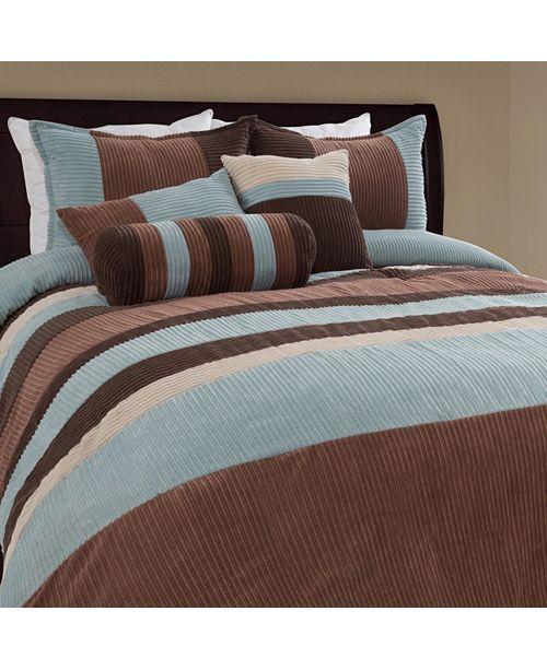 Cottonloft Geo 7-PC Complete Comforter Set
