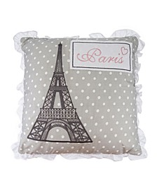 Home Margaux Dot Paris Pillow