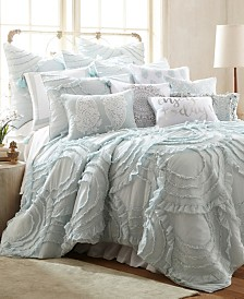 Levtex Home Layla Spa Full/Queen Quilt Set