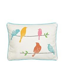 Levtex Home Ashbury Spring Birds Pillow