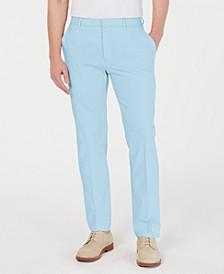 Men's Modern-Fit TH Flex Stretch Comfort Solid Dress Pants