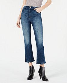 DL 1961 Bridget Cropped Bootcut Jeans