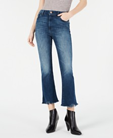 DL 1961 Bridget Cropped Bootcut Jeans