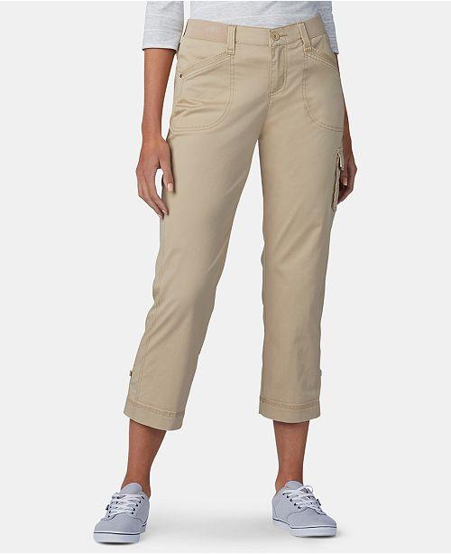 Lee Flex To-Go Cargo Capri Pants