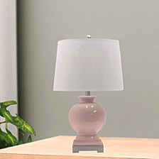 "8943BLS 24"" Ceramic Table Lamp"