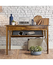 Kennedy Console Table with Concealed Drawer, Concealment Furniture