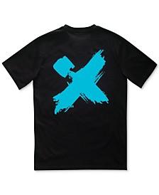 "H4X Men's ""X"" Marks the Spot Logo Pocket T-Shirt"