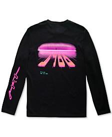 H4X Men's Graphic Long-Sleeve T-Shirt