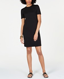 MICHAEL Michael Kors Jacquard Dress, Regular & Petite