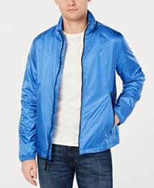 Calvin Klein Men's Lightweight Ripstop Jacket, Created for Macy's