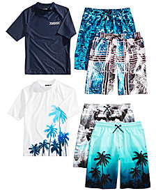 Ideology Big Boys Swimwear Mix and Match Separates, Created for Macy's