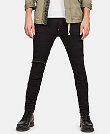 G-Star Raw Men's Skinny-Fit Moto Jeans, Created for Macy's