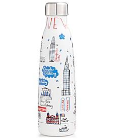 Julia Gash Designer Double Wall Stainless Steel Water Bottle