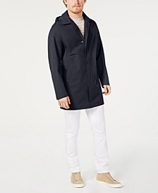 Men's 3/4-Length Top Coat, Created for Macy's
