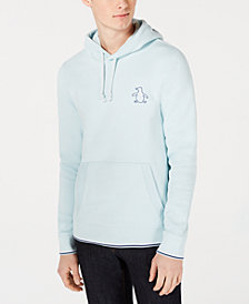 Original Penguin Men's Mega Pete Embroidered Logo Hoodie, Created for Macy's