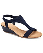 navy blue sandals - Shop for and Buy navy blue sandals Online - Macy s 1adbb2354d