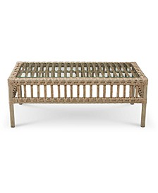 CLOSEOUT! Lavena Outdoor Coffee Table, Created for Macy's