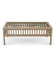 Lavena Outdoor Coffee Table, Created for Macy's