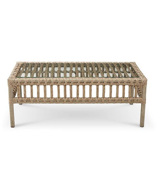 Furniture CLOSEOUT! Lavena Outdoor Coffee Table, Created for Macy's
