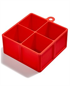 4-Cube Ice Mold