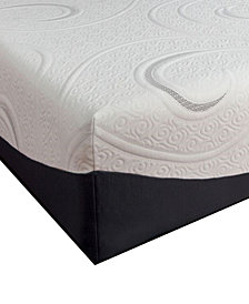 Sealy 14'' Hybrid Mattress, Quick Ship, Mattress in a Box- California King